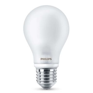 Philips E27 7W 840 A60 LED žiarovka matná
