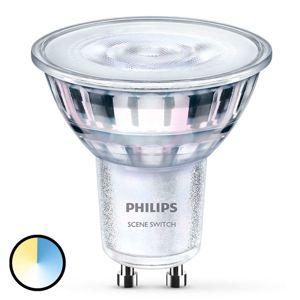 Philips SceneSwitch GU10 LED reflektor 5W