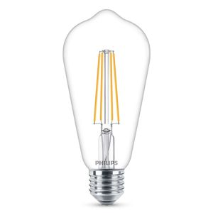 Philips E27 LED žiarovka filament 4,3W 2 700 K