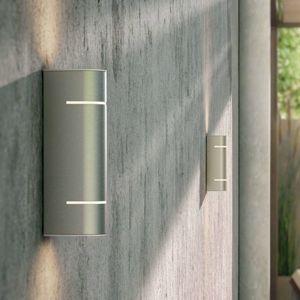 Philips Sunset vonkajšie LED, ušľachtilá oceľ