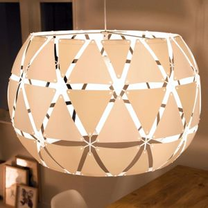 Philips Sandalwood Smart Volume závesná lampa 80cm