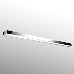 Výborné nástenné LED svietidlo Apolo, 150cm chróm