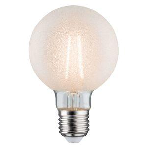 Paulmann E27 6W 827 LED Globe Ľadový kryštál stmievateľná