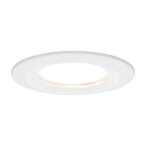 Paulmann Paulmann LED Nova Coin okrúhle stmievateľné, biele