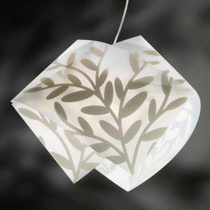 Slamp Gemmy Dafne závesná lampa v bielej