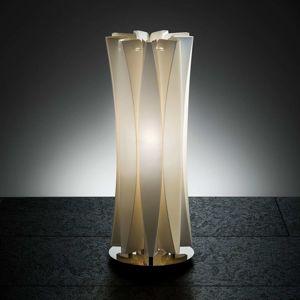 Slamp Bach stolná lampa, výška 42 cm, zlatá