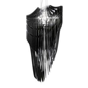 Slamp Avia – závesná lampa, čierna