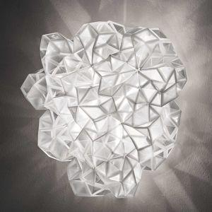 Slamp Charlotte – stropné svietidlo, biele