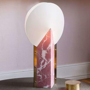Slamp Moon 25th Anniversary stolná lampa, ružová