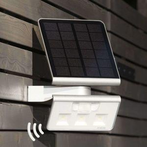STEINEL XSolar L-S solárne vonkajšie nástenné LED