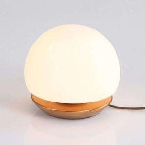 Malá stolná LED lampa Ancilla bronz