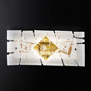 35 cm široké nástenné svietidlo Frame