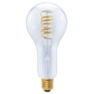 LED Grand Bulb špirála E27 12W teplá biela