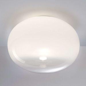 Stropné svietidlo Aria vypchatý tvar gule 60 cm