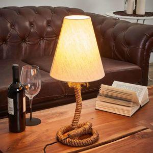 Námorná stolná lampa Victoria, 18cm