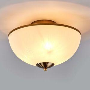 Solídne stropné svietidlo Brahama