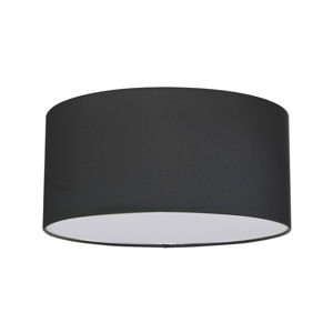 Spot-Light Stropné LED svietidlo Josefina, Ø 28cm, antracit