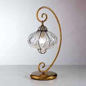 Orientálna stolná lampa SULTANO, ručne vyrobená