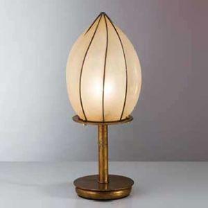 Stolná lampa Pozzo, výška 48 cm