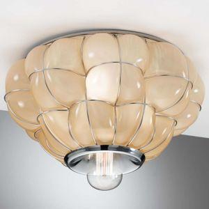 Pouff ručne vyrábané stropné svietidlo z Talianska