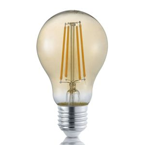 LED filament E27 8W gold Switch stmievač 2 700 K