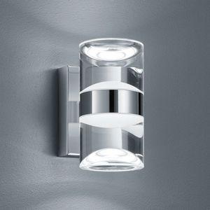 Nahor a nadol svietiace kúpeľňové LED svetlo Ria