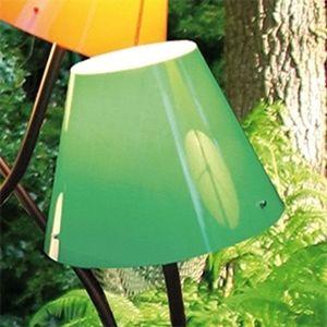 Zelené tienidlo vonkajšie svetlo OCTOPUS OUTDOOR