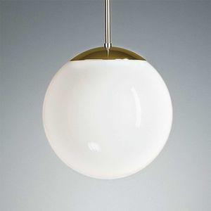 TECNOLUMEN HL 99 závesná lampa 35 cm mosadz