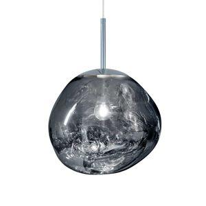 Tom Dixon Melt Mini – závesná lampa, chróm