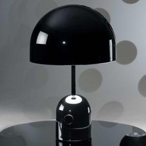 Tom Dixon Bell Table dizajnová stolná lampa čierna