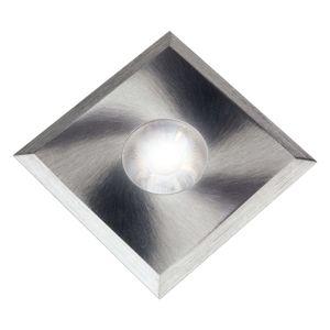 Zapustené LED svetlo Austin štvorcové