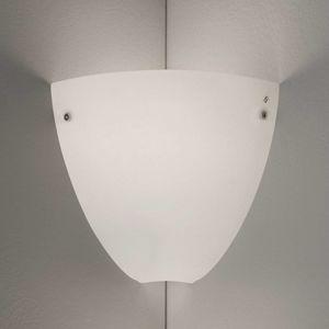 Nástenné svetlo Corner na vnútornú rohovú montáž