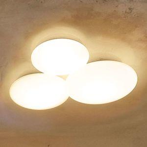 Vibia Puck – troj-plameňové stropné svietidlo