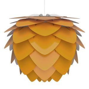 UMAGE Aluvia médium závesná lampa žltá