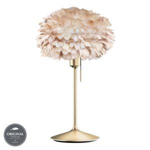 UMAGE Eos mini stolná lampa hnedá Šampanské mosadz