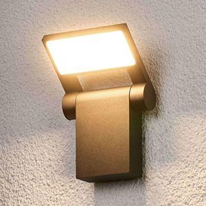 Vonkajšie nástenné LED svietidlo Marius