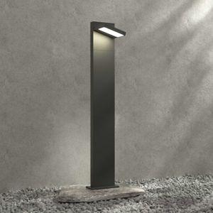 Stĺpikové LED svietidlo Silvan 100 cm