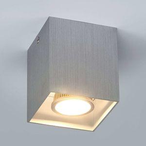 Nadstavbové stropné svietidlo Carson hliníkovej