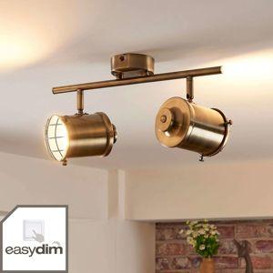 2-plameňové LED svetlo Ebby funkcia Easydim