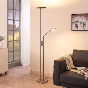 LED osvetlenie stropu Jonne, stmievač, štvorec