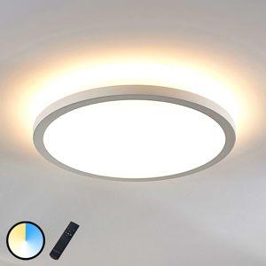LED panel Brenda CCT s diaľkovým ovládaním Ø 40 cm