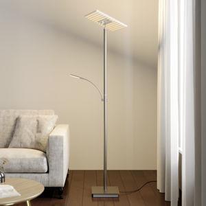 Lucande Lucande stropné LED svietidlo Joveline, nikel