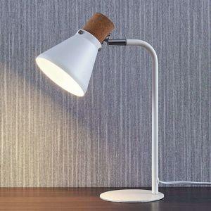 Stolová lampa Silva s korkom, výška 32 cm