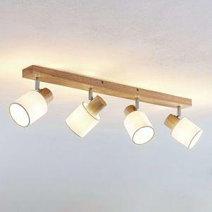 Lindby Wanessa stropné svietidlo, 4-plameňové