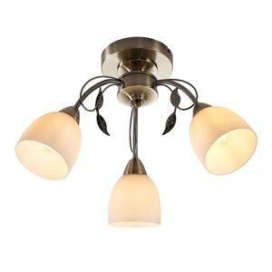 Lindby Lindby Thaddeus stropné svietidlo 3-pl výška 22cm