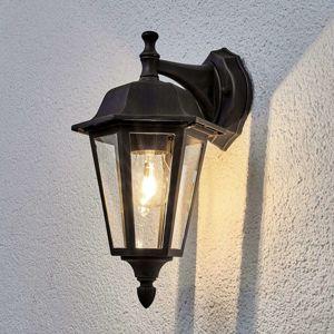 Vonkajšie nástenné svetlo Lamina lucerna visiace