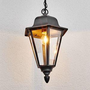 Závesná lampa Edana do exteriéru