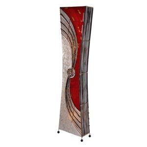 Woru Delená stojaca lampa Alisa, 150 cm