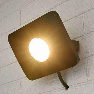 Vonkajšie nástenné LED svetlo Duke z hliníka 30W