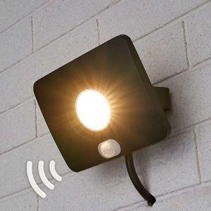 Vonkajšie LED svetlo Duke z hliníka snímač 10W
